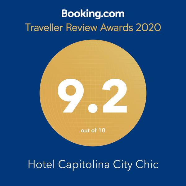 Booking Award Hotel City Chic Capitolina
