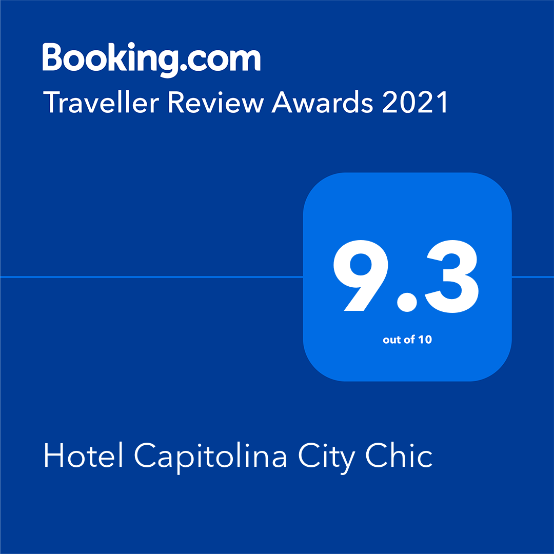 Booking Award Hotel City Chic Capitolina